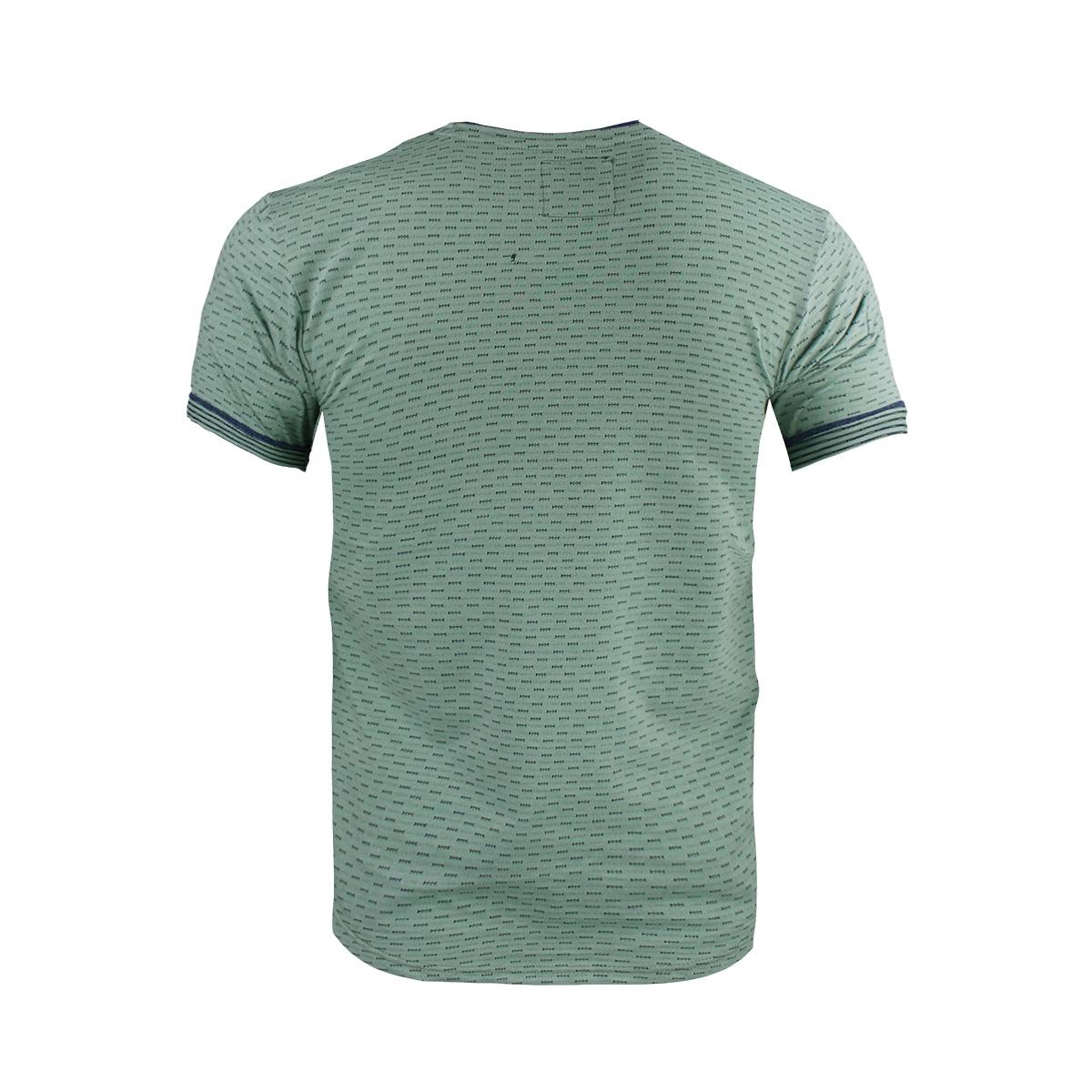 t shirt 15129 gabbiano t-shirt green