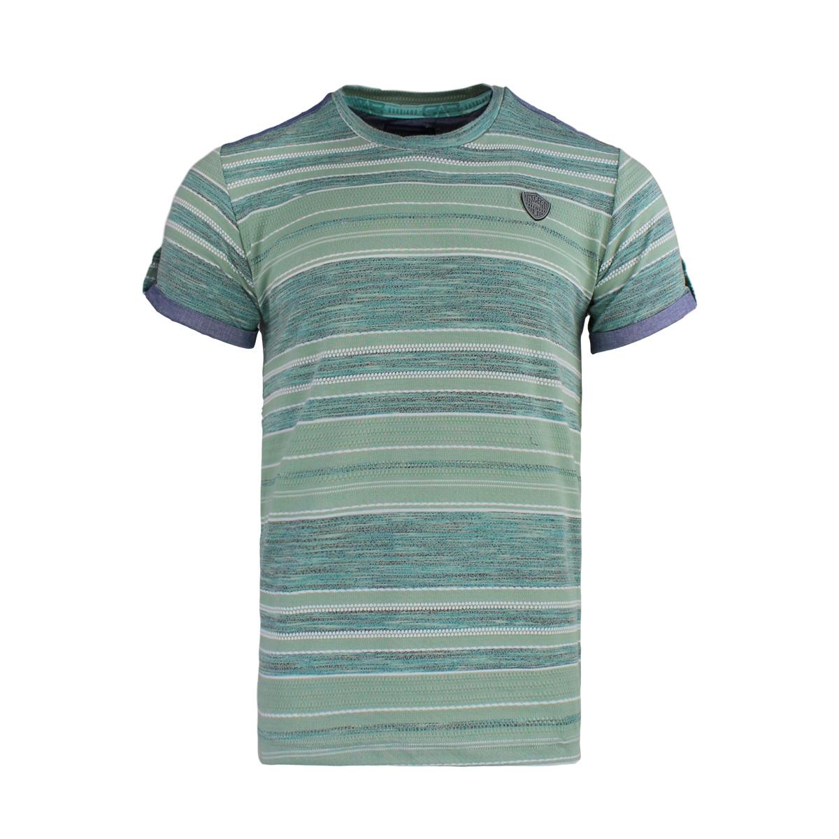 t shirt 15122 gabbiano t-shirt green