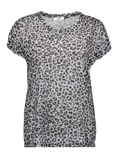 Luba T-shirt PRETTY T-SHIRT 8422 PRINT GREY