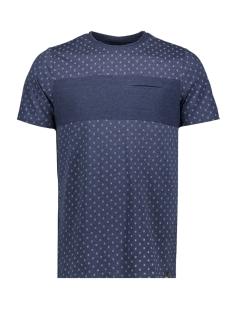 Twinlife T-shirt T SHIRT 1901 5161 M 2 6990 NIGHTBLUE