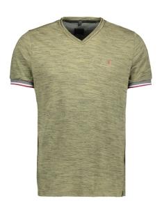 Twinlife T-shirt T SHIRT 1901 5138 M 2 5301 DARK KHAKI