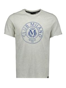 Twinlife T-shirt T SHIRT 1901 5157 M 2 8050 EGGSHELL MELANGE