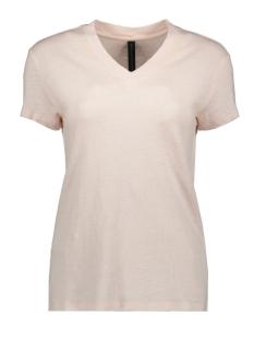 10 Days T-shirt V-NECK TEE 20 753 9101 POWDER