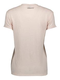 v-neck tee 20 753 9101 10 days t-shirt powder