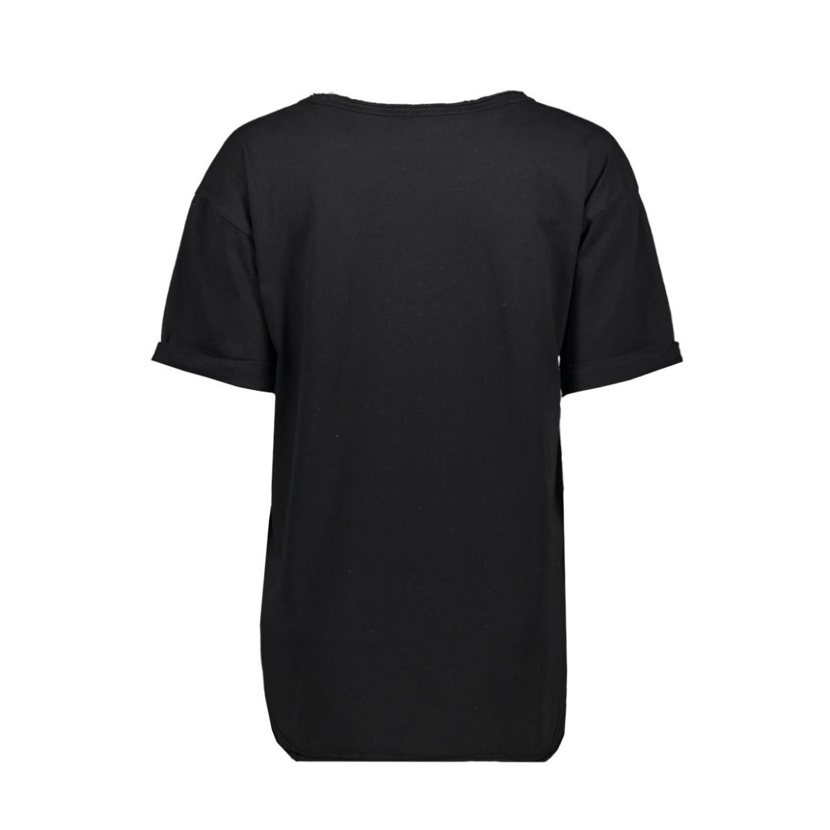 shortsleeve tee 20 747 9101 10 days t-shirt black