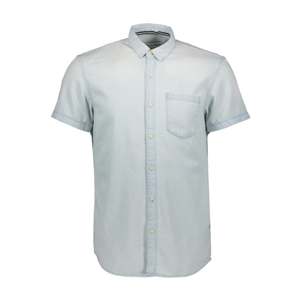 minimalistisch overhemd 1010961 tom tailor overhemd 10139