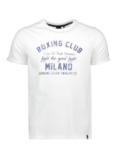 Twinlife T-shirt T-SHIRT 1901 5154 M 1 1010 BLANC