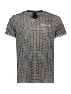 Twinlife T-shirt T SHIRT 1901 5128 M 2 5301 DARK KHAKI