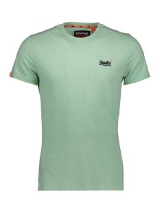 m10105mt superdry t-shirt spearmint marl