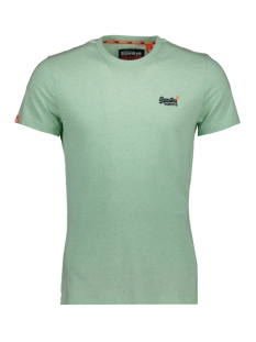 Superdry T-shirt M10105MT SPEARMINT MARL