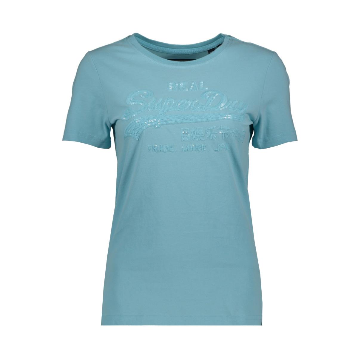 g10158yt superdry t-shirt tourmaline