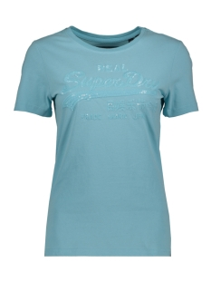 Superdry T-shirt G10158YT TOURMALINE