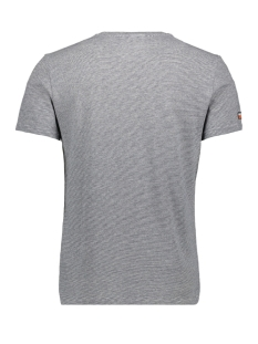 shirt shop feeder tee m10065tr superdry t-shirt navy grey feeder