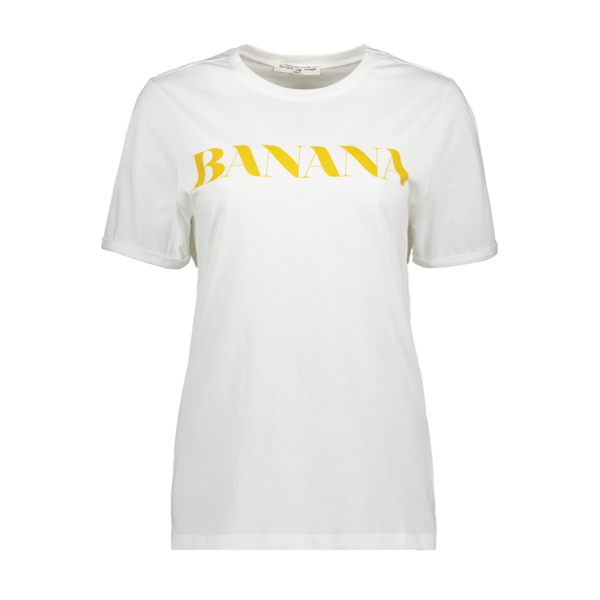 paradise tee s19 45 circle of trust t-shirt 3722 banana