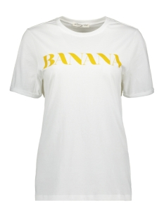 Circle of Trust T-shirt PARADISE TEE S19 45 3722 BANANA