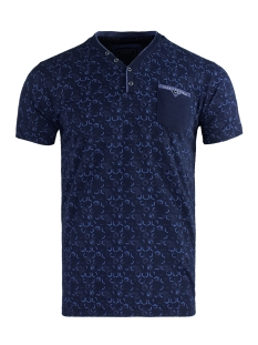 t shirt shortsleeve 15132 gabbiano t-shirt navy