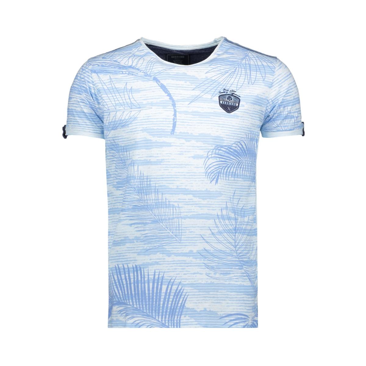 t shirt 15125 gabbiano t-shirt blue