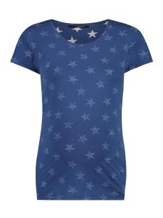 tee ss stars s0992 supermom positie shirt monaco blue