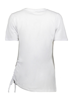 stephanie shirt with print 192 zoso t-shirt white salmon