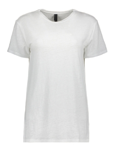 10 Days T-shirt THE SHORTSLEEVE 21 745 9900 WHITE