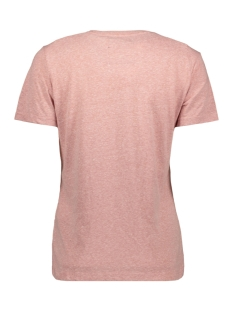 glitter sequin entry g10314tu superdry t-shirt smoky pink snowy