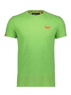 Superdry T-shirt OL FLURO GRIT TEE M10164EU FLURO GREEN GRIT