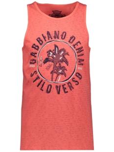 Gabbiano T-shirt SINGLET 15150 CORAL
