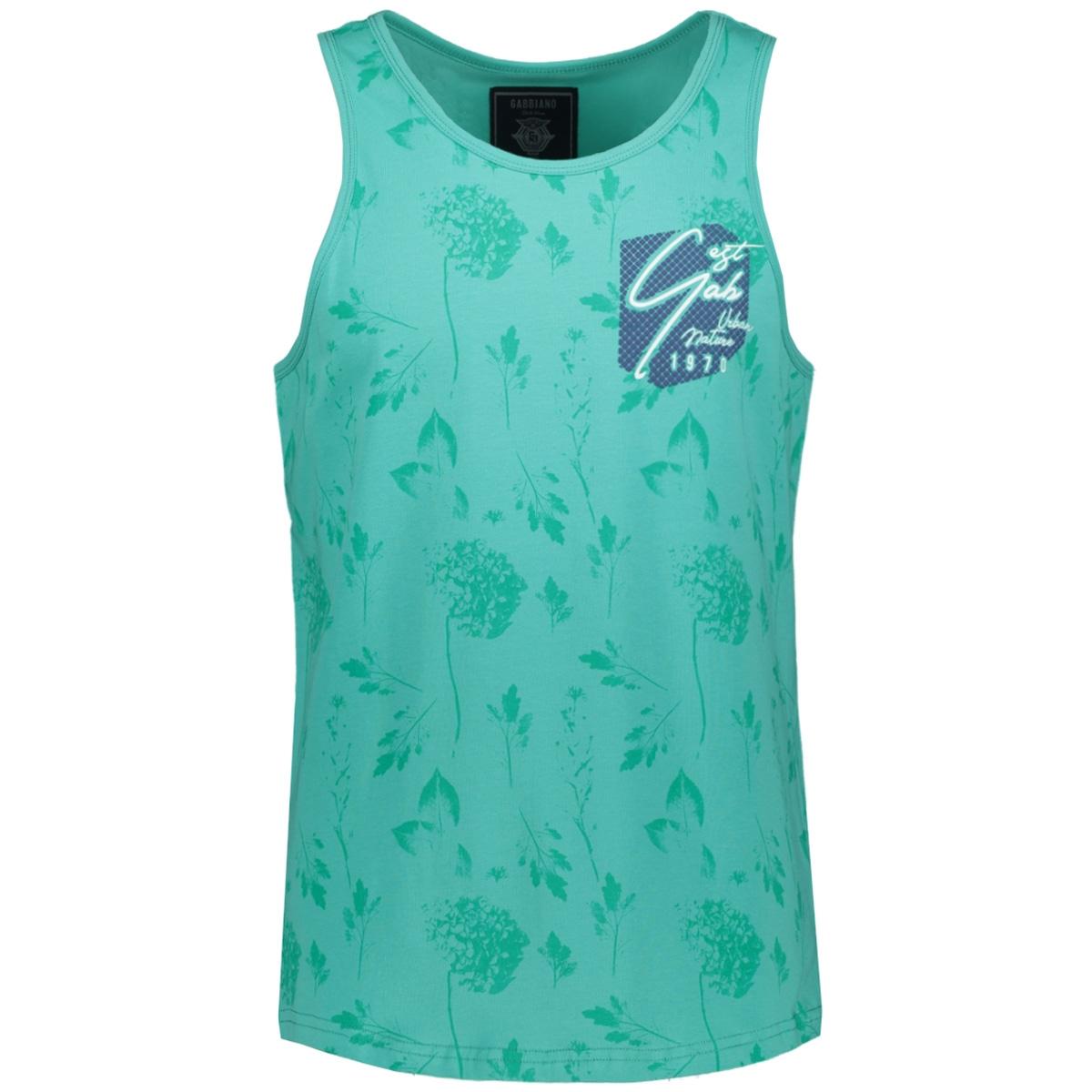 singlet 15152 gabbiano t-shirt mint