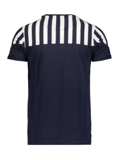 t shirt 15146 gabbiano t-shirt navy
