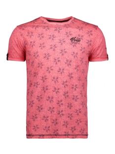 t shirt 15140 gabbiano t-shirt coral