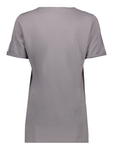 sierra t shirt with print 192 zoso t-shirt grey/white