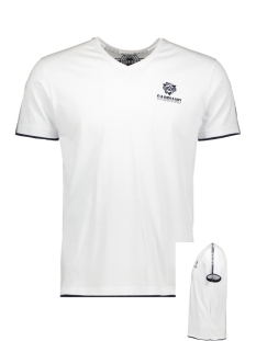 t shirt 15141 gabbiano t-shirt white