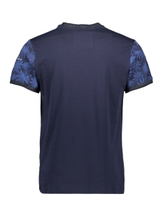 t shirt 15154 gabbiano t-shirt navy