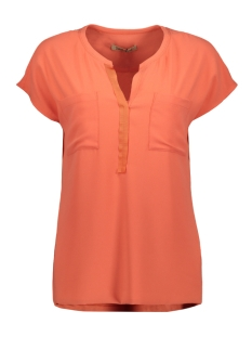 Smith & Soul Blouse BLUSENSHIRT 0419 0509 CORAL