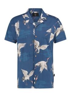 Kultivate Overhemd ST CRANE 1901020002 319 DARK NAVY