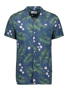 Kultivate Overhemd ST KA PAPU 1901020007 319 DARK NAVY