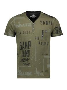 t shirt 13868 gabbiano t-shirt army