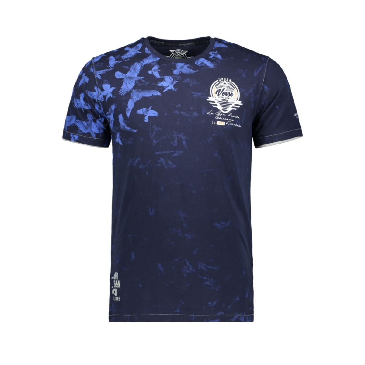 t shirt 13888 gabbiano t-shirt navy