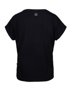 tof basic t-shirt 03tt19fazw zusss t-shirt zwart