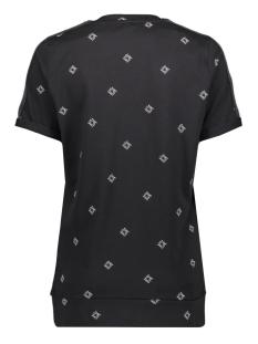 skala printed shirt 193 zoso t-shirt black