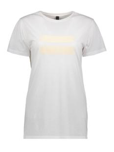 tee two stripes 20 741 9103 10 days t-shirt white