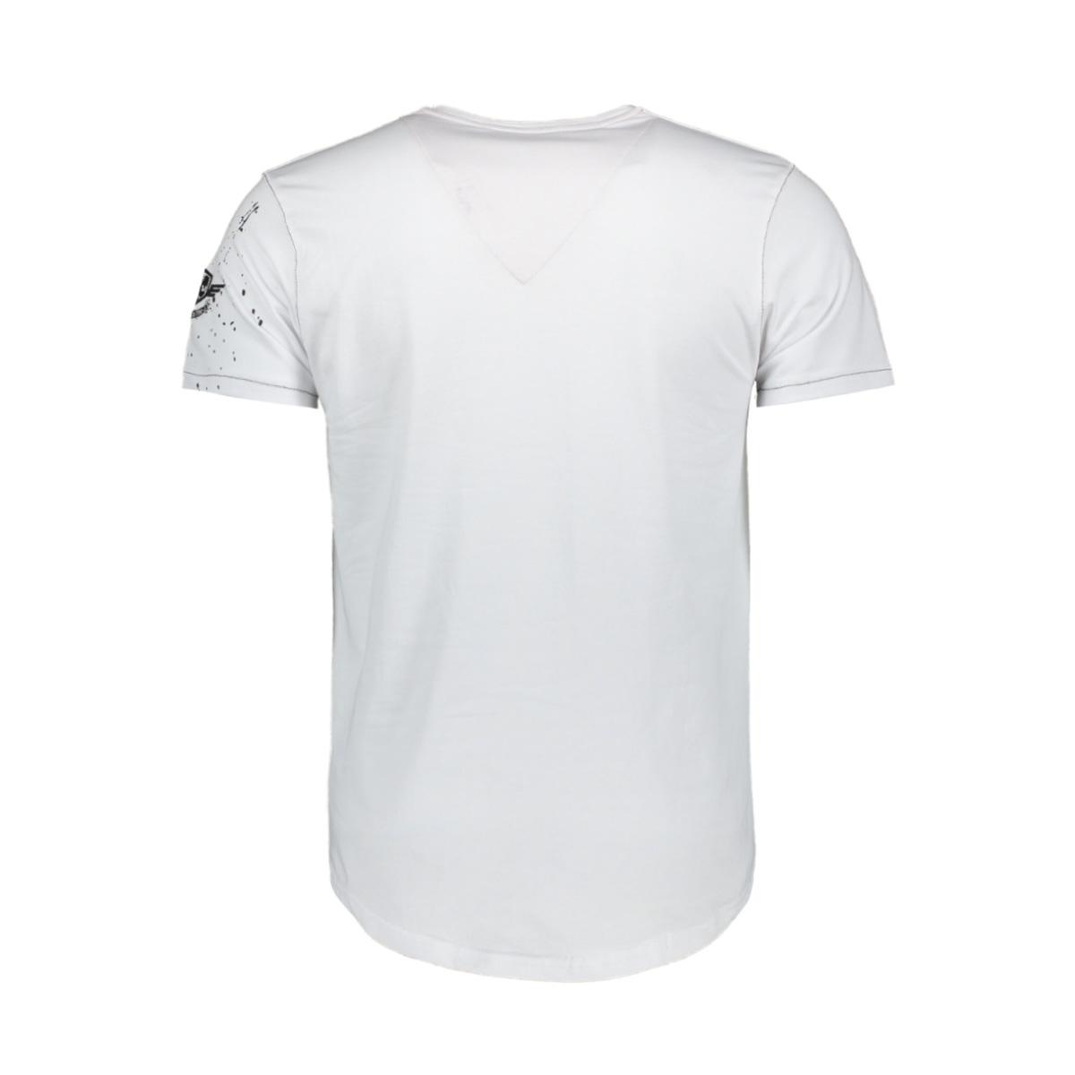 t shirt 13827 gabbiano t-shirt white
