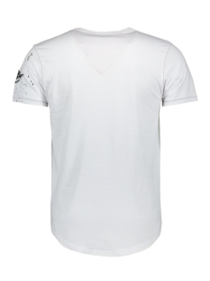 t shirt 13827 gabbiano t-shirt white
