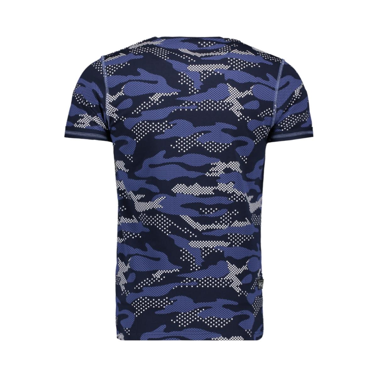 t shirt 13821 gabbiano t-shirt navy