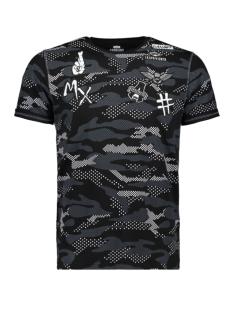 t shirt 13821 gabbiano t-shirt black