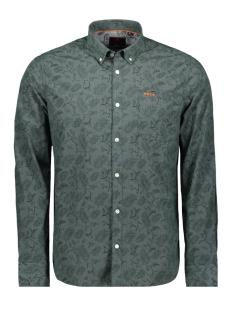 N.Z.A. Overhemd WAITATI 19HN504 449 AUTUMN GREEN