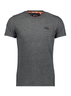 Superdry T-shirt OL VINTAGE EMBROIDERY M1000020A BASSALT GREY TWILL