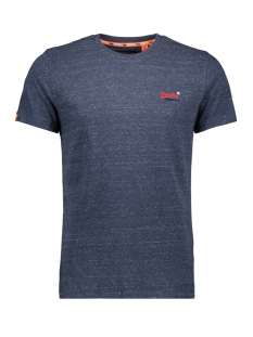 Superdry T-shirt OL VINTAGE EMBROIDERY M1000020A CREEK NAVY HEATHER