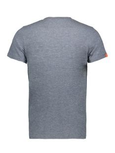 vintage embroidery m1000020a superdry t-shirt creek blue grit grindle