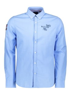 waihuka 19hn550 n.z.a. overhemd 343 royal blue
